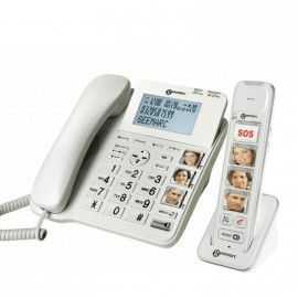 Amplidect Combi Photo 295 Geemarc Phones with photo buttons