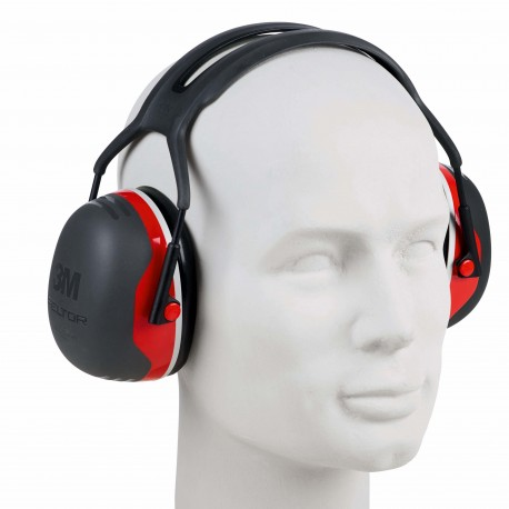 Casque Antibruit Peltor X3 33dB