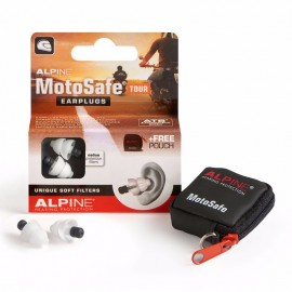 Earplugs for motorcyclists, MotoSafe TOUR