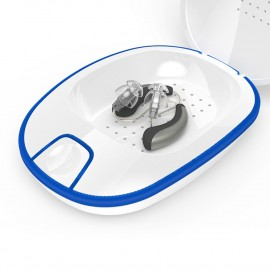 Electronic drying box for hearing aids: Dry-Star UV 2