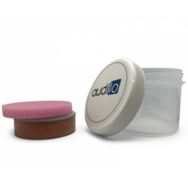 Drying cup tablet+ desiccant for hearing aids Audilo