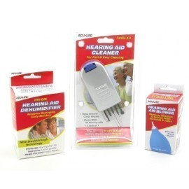 Hearing Aid Cleaning Kit 3 Super Products In 1