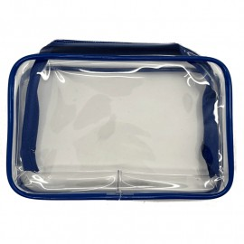 Transparent Travel Case for accessories and hearing aids