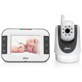 Babyphone video , sonore, led et vibrant ALECTO baby DVM325