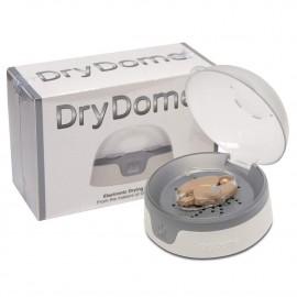 A dehumidifying box for your hearing aids - DRY DOME drying device