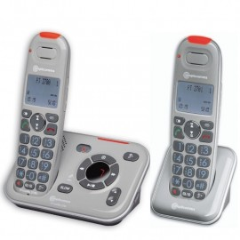 PowerTel 2780 DUO Amplified Telephone Pack Amplicomms