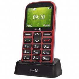 Mobile Phone Doro 1360 - RED