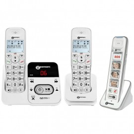 Senior phone pack: AMPLIDECT 295-2 WITH ANSWER + PHOTODECT 295 GEEMARC