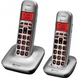 DUO Bigtel 1202 senior fixed phone by amplicomms