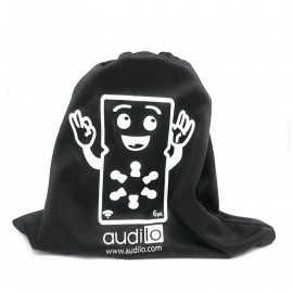 Storage pouch Audilo for batteries and accessories
