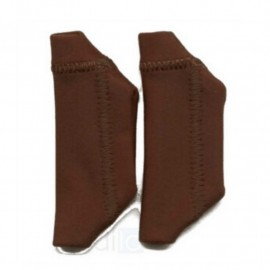 Protective Cover EarGear for Cochlear Implants, Brown