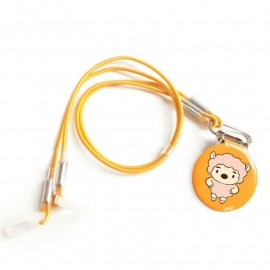 Child Safety Clip with wire for Hearing Aid, Sheep