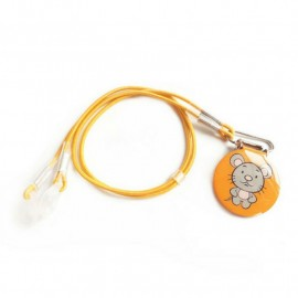 Child Safety Clip with wire for Hearing Aid, Mouse Model
