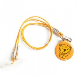 Child Safety Clip with wire for Hearing Aid, Tiger Model