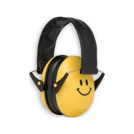 Casque antibruit enfant Smiley Muffy