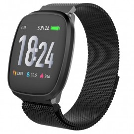 Connected watch Trevi Tfit 260 HB Black