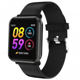 Connected watch Trevi Tfit 210 HB Black