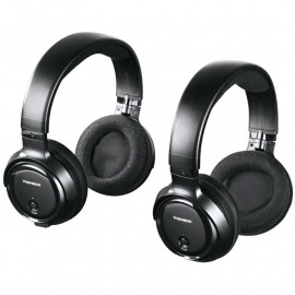 Duo TV Headset WHP3203D Thomson Black,