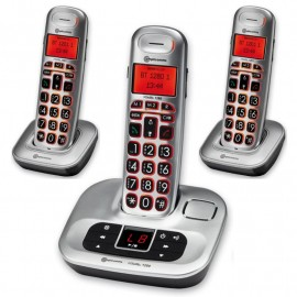 Combo Cordless Telephone with Answering Machine 1280/ 2 Handsets 1201