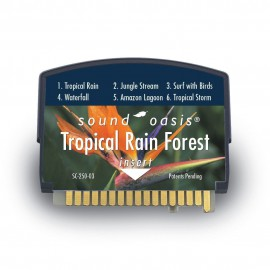 Carte Son Thérapie Tropical Rain Forest